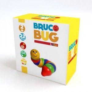 Il gioco del bruco promuove nei bambini in età prescolare continui esperimenti, infinite combinazioni con la possibilità di sviluppare immaginazione e abilità manuali. Bruco Bug è un gioco d'incastri piacevole e stimolante. http://www.ilmelograno.net/it/ludus-giochi/298-bruco-bug-8009971286330.html
