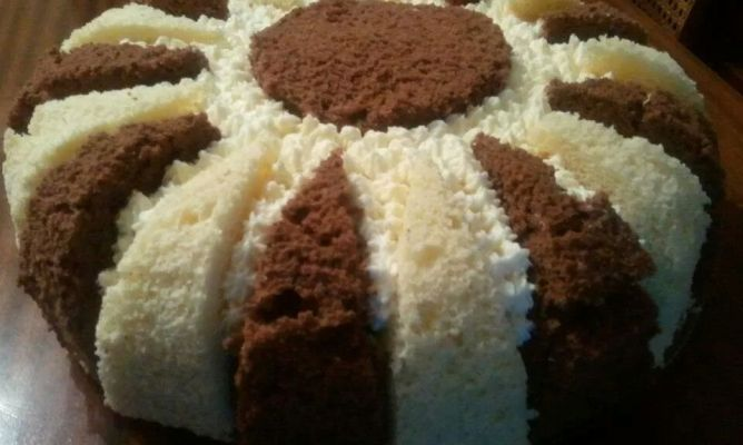 Tarta gorro (receta armena)