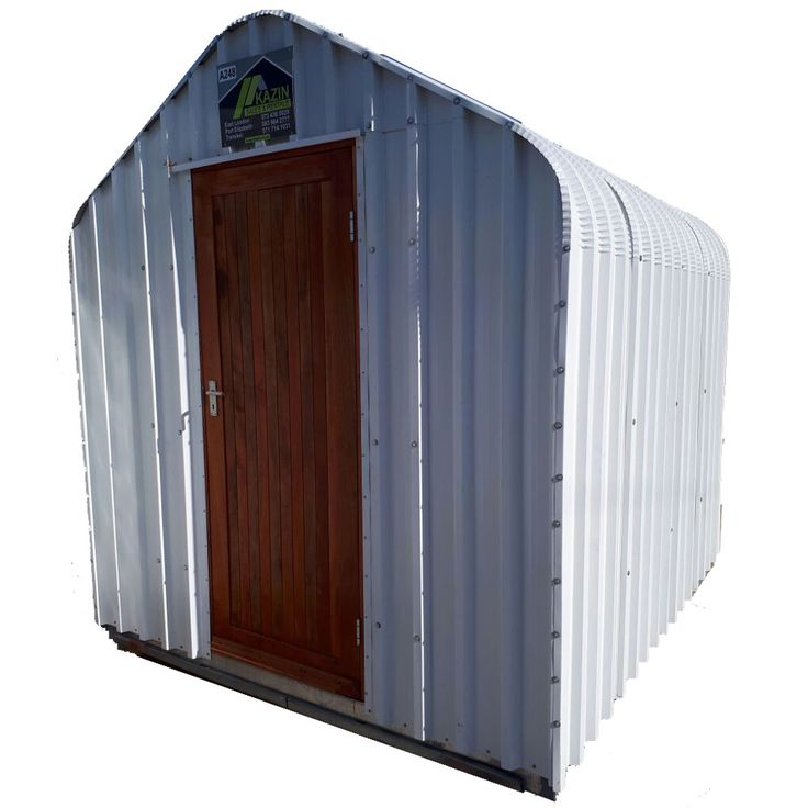Kazin Un-insulated Storage Unit - 2.75m x 2.4m Available for Rental or To Buy