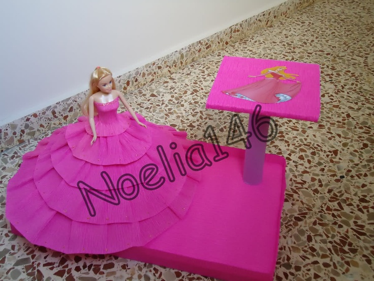 15 Anos Dolls: 11 Best Images About DIY Party Dolls On Pinterest