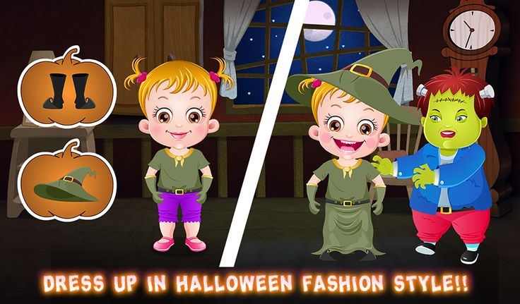Baby Hazel and friends looked cute dressed up as their favorite spooky character. Let's join the kids to make merry this scary Halloween night http://www.babyhazelgames.com/games/baby-hazel-halloween-night.html