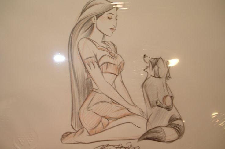 Disney Princess Drawings | Disney Princess drawings - Disney Princess Photo (21907011) - Fanpop ...