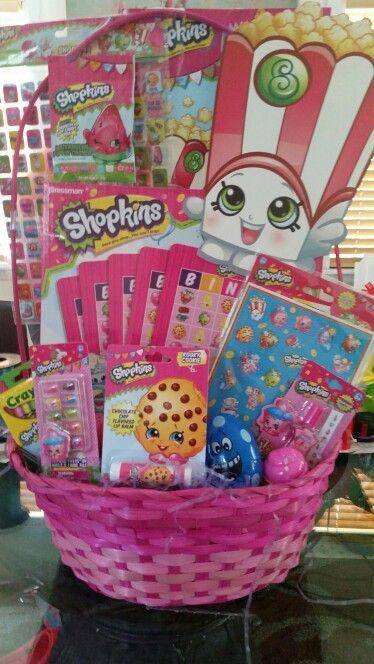 490 best baskets diy images on pinterest baskets disney shopkins bingo easter baskets negle Choice Image