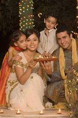 #Jayceehomes  The Spiritual Significance of Diwali: A Hindu family celebrates Diwali at home