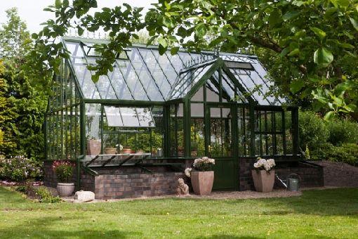 Gardenplaza - Ein Gewächshaus viktorianischen Stils ist Schutz- und Lebensraum - Ein Ort zum Aufleben