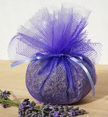 lavender bag from Downderry Nursery