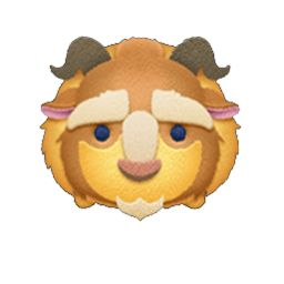 Beast is a Premium Box Tsum. Known as Yajuu in the Japanese version. Beast is a large diagonal burst skill Tsum. His base radius is SS (XS in the English version) and his base Tsum requirement is 28. Higher skill levels reduce the number required.