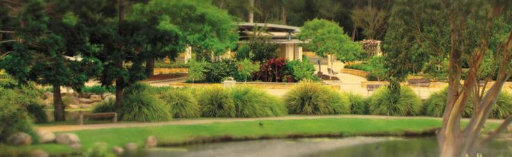 Gold Coast Botanic Gardens, Queensland, Mangroves to Mountains : 31 hectares of volunteer supported tropical gardens
