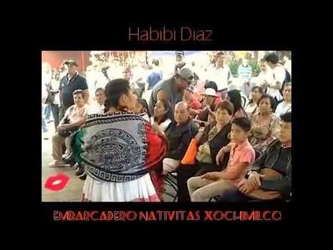 En Xochimilco Concierto Habibi Diaz 18/jul/16 - YouTube