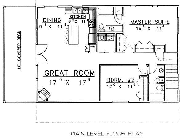house plan chp 33932 at coolhouseplanscom