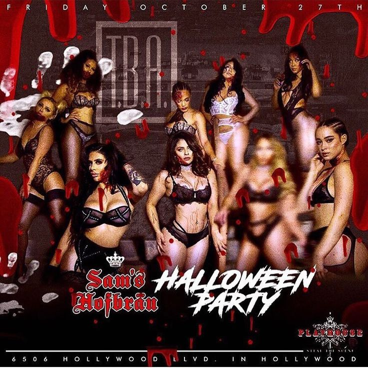 #TBAFridays Don't Miss This Friday #Hollywood #LA Hottest Night Spot @playhousenightclub #Halloween #Haunted Hospital  #HalloweenCostumeParty Wear Your Best #HalloweenCostume  Text/Call (347)-469-1543 For Guestlist/ Bottle Service / Free Birthday/Bachlor/Bachelorette Party   #LibraSeason Sound By  @djvision_ & @dj_illego  @mdotmancini  @playhouse_hollywood  @playhousebettys  #CH1NY #PlayHouseHW #PlayHouseHollywood #PlayHouseFridays  #TheSocialLyfeClub #SocialLyfeClub #TheSLCLyfe  #MEGVIPCLUB…