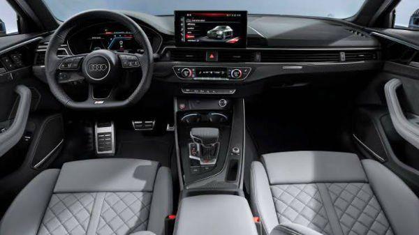 Audi A4 2020 Interior In 2020 Audi A4 Audi S4 Audi