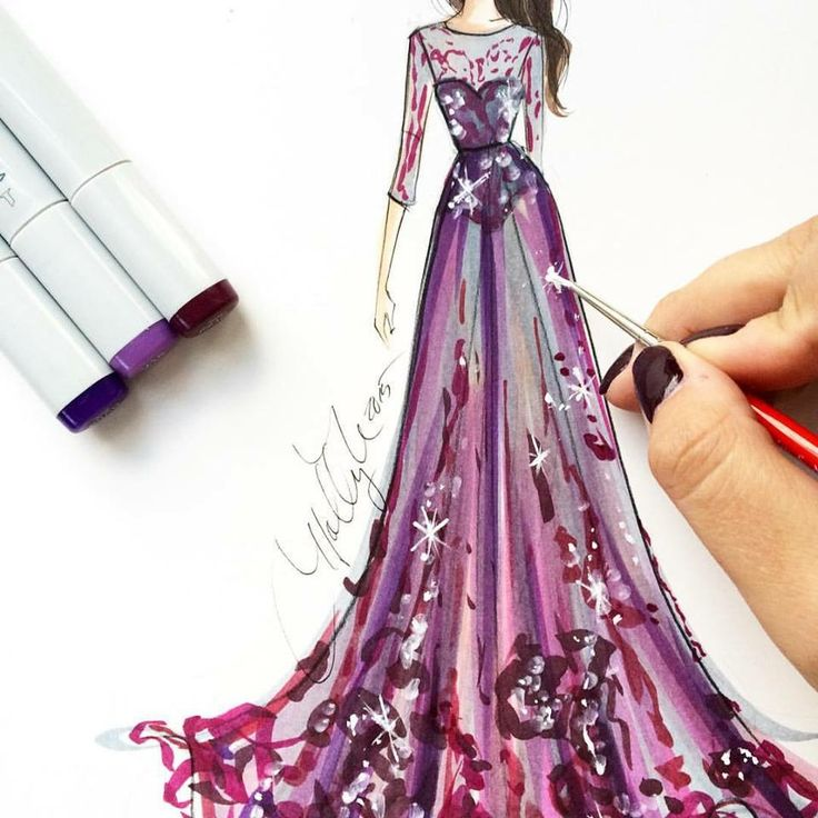 382 Best Fashion Design And Hair Sketches Images On