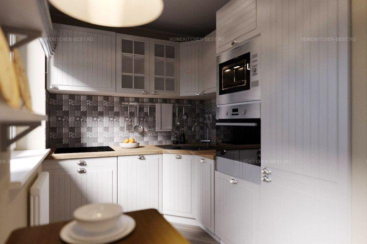 Дизайн, Кухня, Minty Fresh, стиль - фьюжн\эклектика\китч, площадь - 22 м.кв.