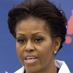 Michelle Obama Political Wife     BIRTHDAY January 17, 1964 BIRTHPLACE Illinois AGE 50 years old BEFORE FAME She was salutatorian of her high school, studied at Princeton and Harvard Law School, and worked at the Sidley Austin law firm. TRIVIA FACT She is the first African American First Lady of the United States of America, and she met her husband while working for a Chicago Law Firm.