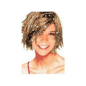 3oz can of temporary spray in hair color clear prism