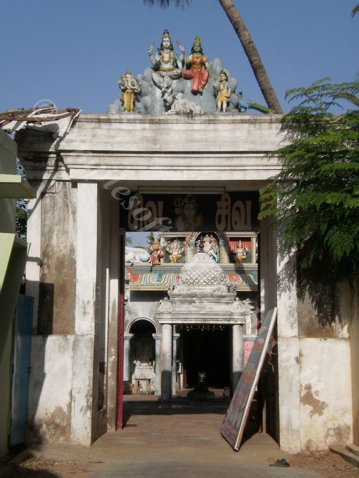 Ramanathaswamy Temple, Thirunaraiyur