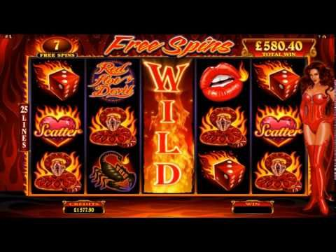 Red Hot Devils Online Slot Game - Euro Palace Casino