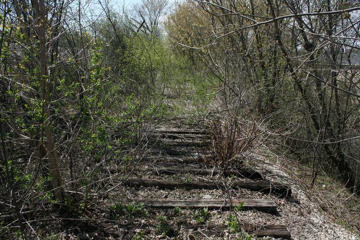 Abandoned Railroad Track Photo - Visual Hunt