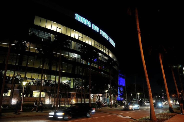 This will take some getting used to > #TampaBay Times Forum no more; #Lightning rename their home venue #AmalieArena | #RawCharge.com | #TBLightning #Bolts #NHL #hockey