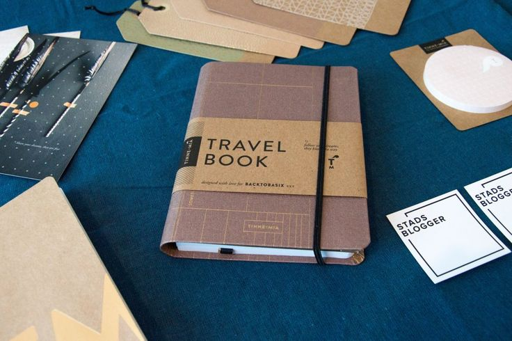 Travel Book van Tinne+Mia