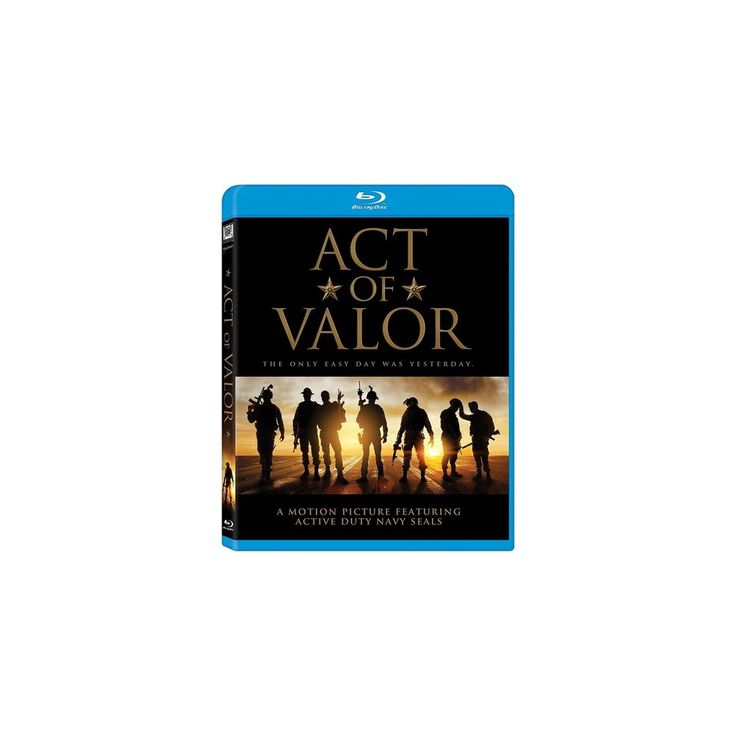 Act of Valor (Blu-ray), Movies