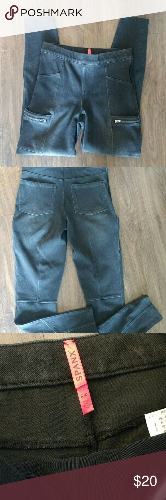 Black SPANX Jeans Size small SPANX jeans SPANX Pants