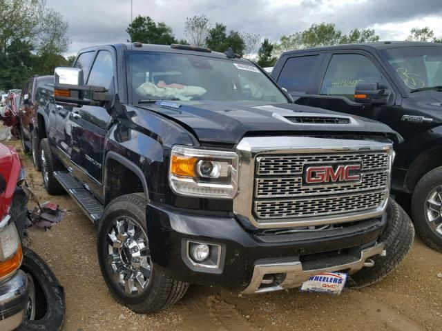 Salvage 2019 Gmc Sierra Denali Autos