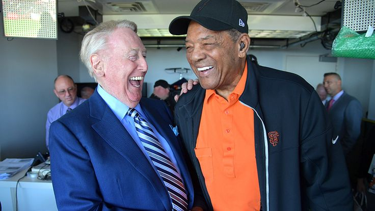 Scully ends career as he's lived it, with class.  And the San Francisco Giants honor him with class on his final broadcast.