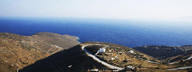 Sun-bathed Tinos, Cyclades, Greece  Photo by Nikos Kokkas Tinos photography workshop 20-27 September 2014  www.greecephotoworkshos.com
