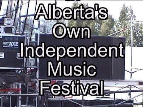 Alberta's Own Independent Music Festival!