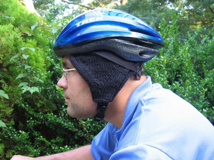 Bike Helmet Ear Warmer