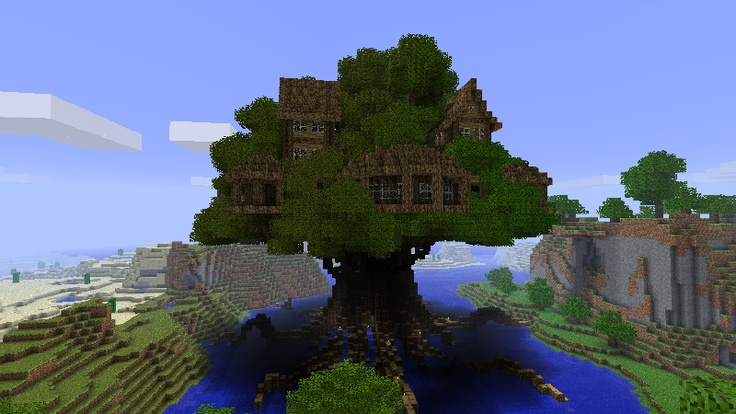 Epic tree? - Minecraft Forum