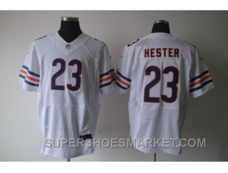 http://www.supershoesmarket.com/nike-nfl-chicago-bears-23-hester-white-elite-jerseys-discount.html NIKE NFL CHICAGO BEARS #23 HESTER WHITE ELITE JERSEYS DISCOUNT Only $23.84 , Free Shipping!