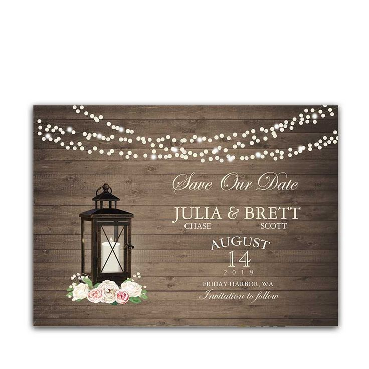 summer fete wedding invitations%0A Save the Date Cards Rustic Metal Lantern Blush Peonies with a metal  lantern  blush peonies