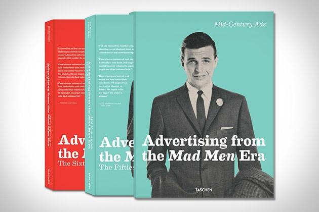 Taschen's Mid-Century Ads: Advertising from the Mad Men Era