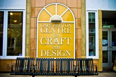 """Since 1973 the Cape Breton Centre for Craft & Design in Sydney, Nova Scotia has been serving the needs of the Island craft sector and community. This includes galleries, community-wide arts events, a best practices crafts library, heritage day camp, and crafts workshops on traditional Breton crafts for children and adults. As they state: """"children are the future of craft.""""    The Centre promotes excellence in craft and design, both professional and recreational, through education and…"""