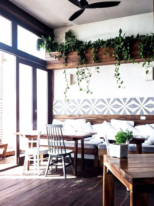 inspired by tulum - Breakfast House Restaurant Wall Designs