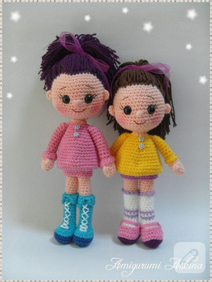 Sayfa 35 / 151 - Amigurumi sevmeyen olabilir mi? Örgü-tığ işi amigurumi oyuncak modelleri, amigurumi nasıl yapılır videoları, örnekler ve çok yararlı anlatımlı yöntemler 10marifet.org'da.