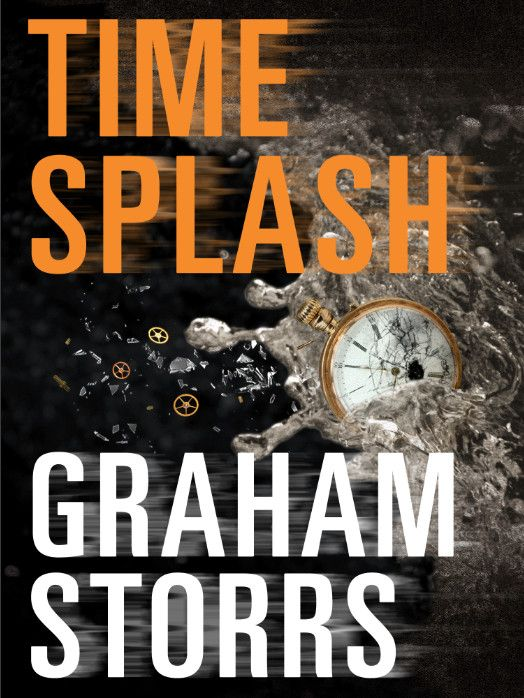An exciting, fast-paced time-travel thriller from science fiction writer Graham Storrs. Published by Momentum, a division of Pan Macmillan.