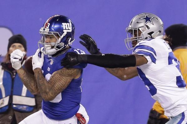 On Tuesday, New York Giants co-owner John Mara voiced his unhappiness with the behavior exhibited by receiver Odell Beckham Jr.'s touchdown…