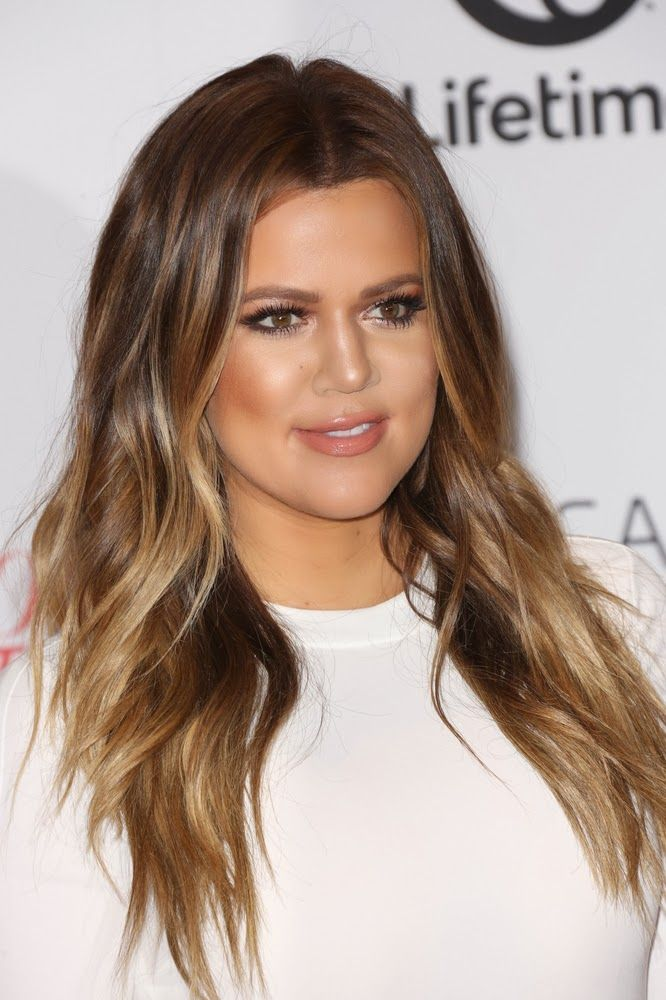 filling up your feed with pictures of Khloe Kardashian's ombre sorry bye!