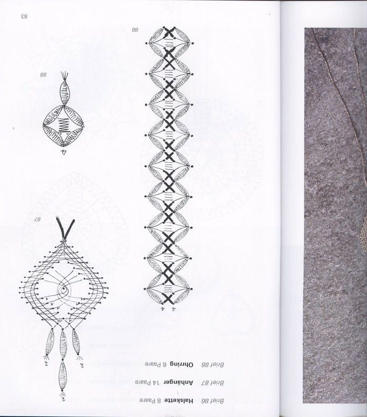 Neue kloppelindeen fur torchonspitzen - lini diaz - Picasa-verkkoalbumit