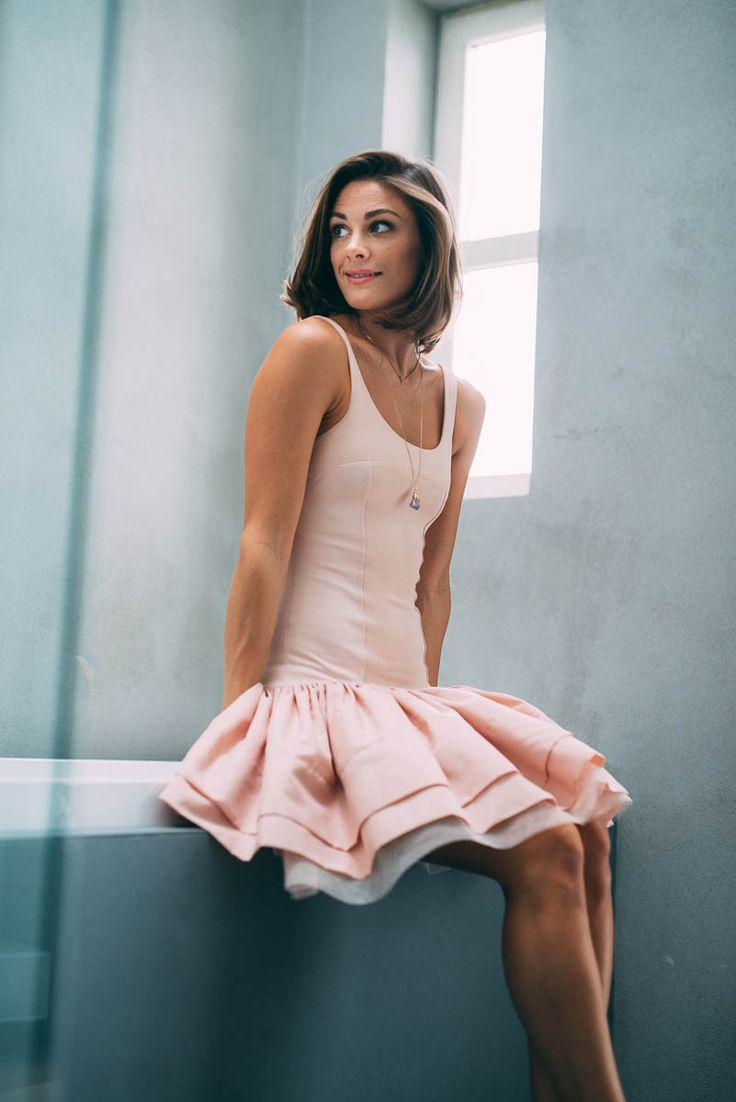 Kjole med tyll og tøys | Jenny Skavlan