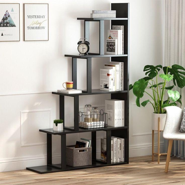 bookshelf on amazon  modern furniture living room