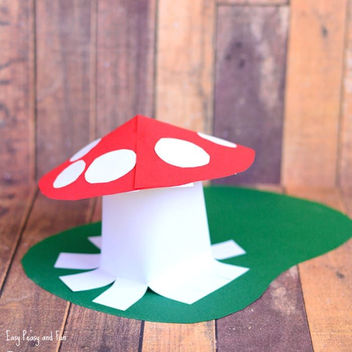 We love simple paper crafts and this paper mushroom craft for kids certainly fits the description! This one is great for all ages, you can make it with a preschooler (tip – use a paper roll), kindergarten and older kids. You can make a wonderful classroom display with these! *this post contains affiliate links* While …
