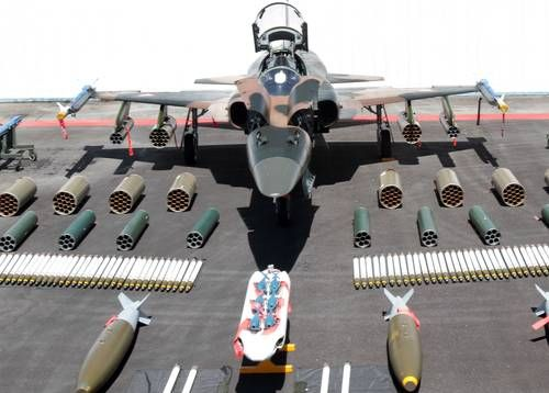 Mexican Air Force                                              401 Squadron