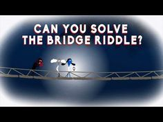 This is a really good riddle if you're up for a challenge!! I solved it, can you?