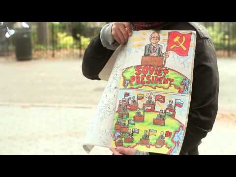 Fall of the Soviet Republic - YouTube Jeffery Lewis, awful singing but really creative lyrics and art, great succinct explanations of a few different periods of history