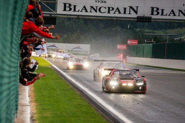 Audi Sport Team WRT Audi R8 LMS #28